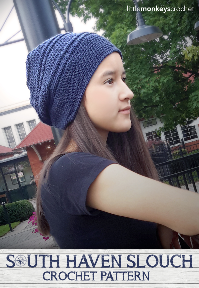 Slouch Hat Crochet Pattern Magnificent Design