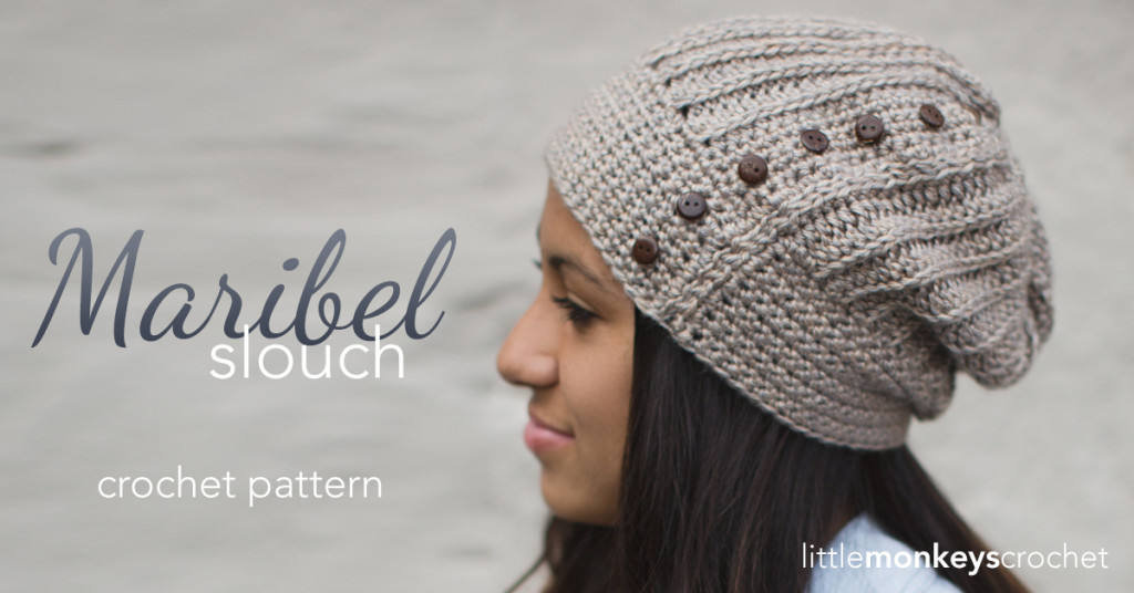 5 Beautiful Free Slouch Hat Patterns