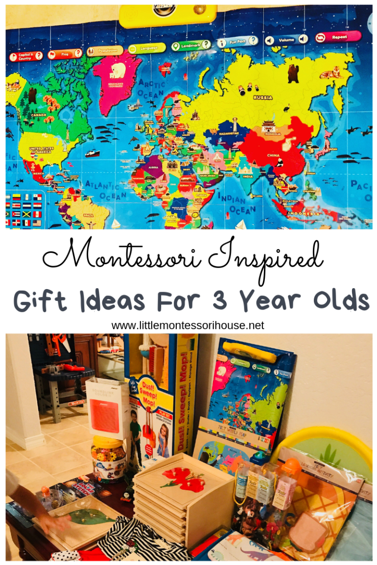 GIFT IDEAS 3 YEAR OLD