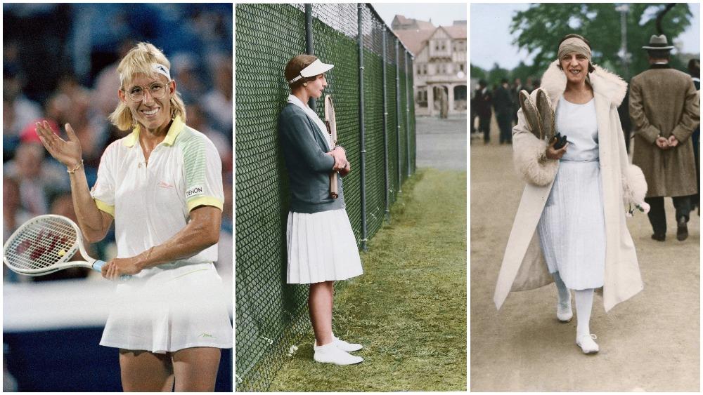 tenisové legendy