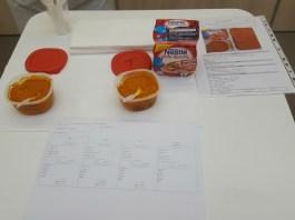 Dégustation de spaghetti bolognaise
