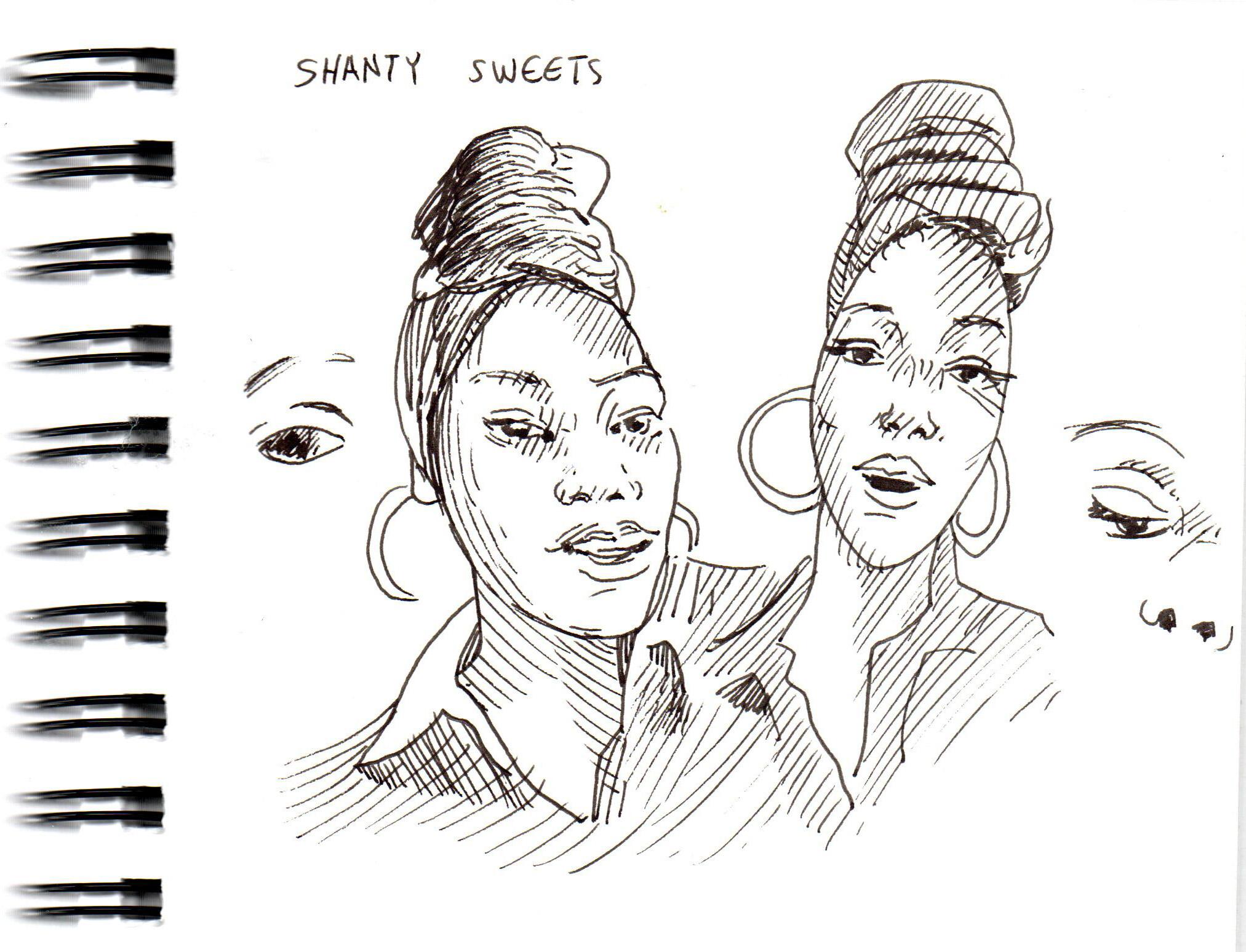 Shanty Sweets