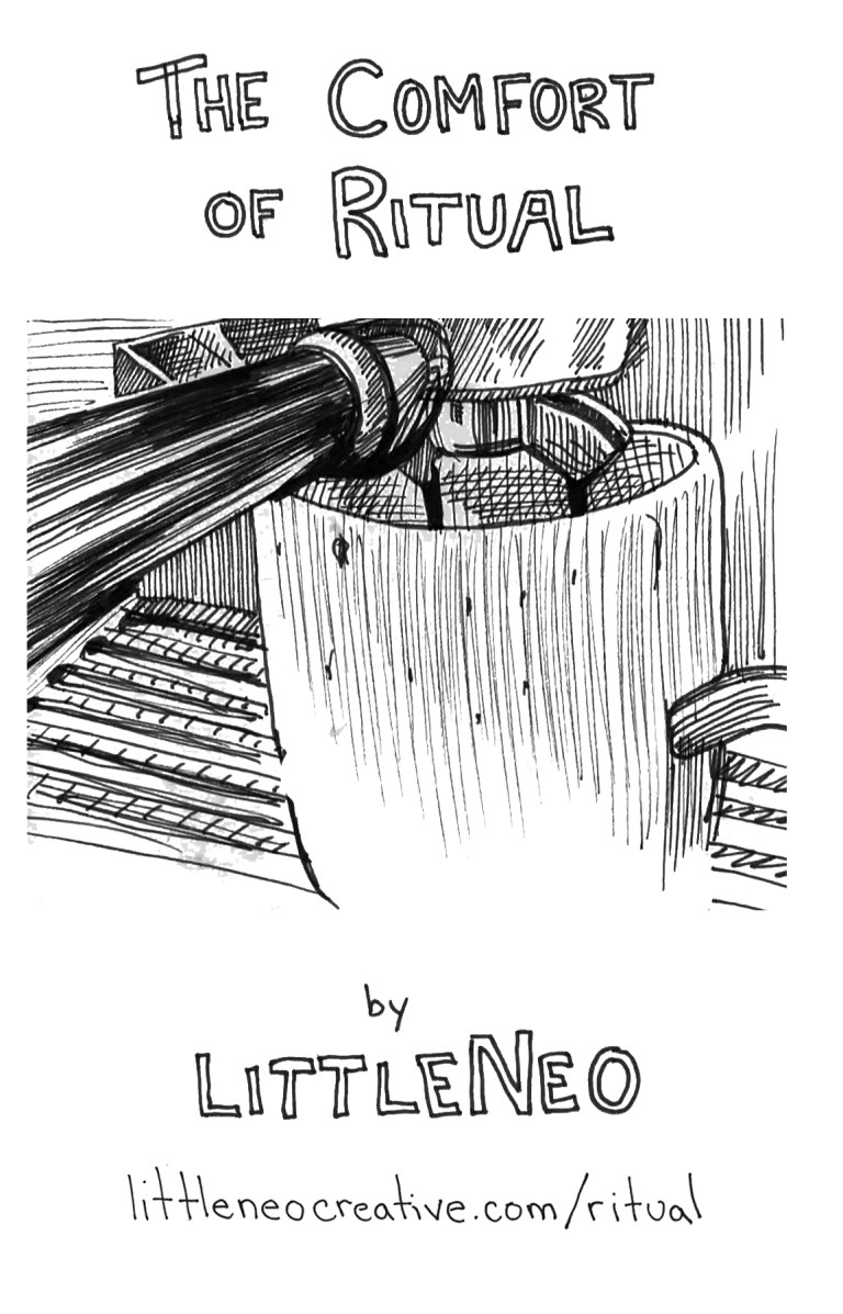 espresso zine cover
