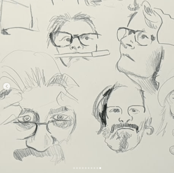 Sketches from Toronto Collective