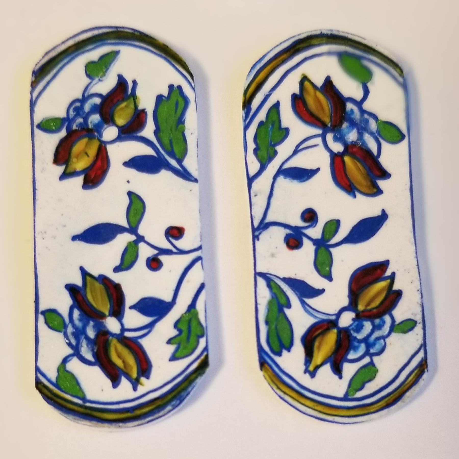 Jean Baptiste Guilliaud manufacture Gardiner Museum Earring mini set 2