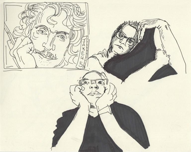 5 minute portraits