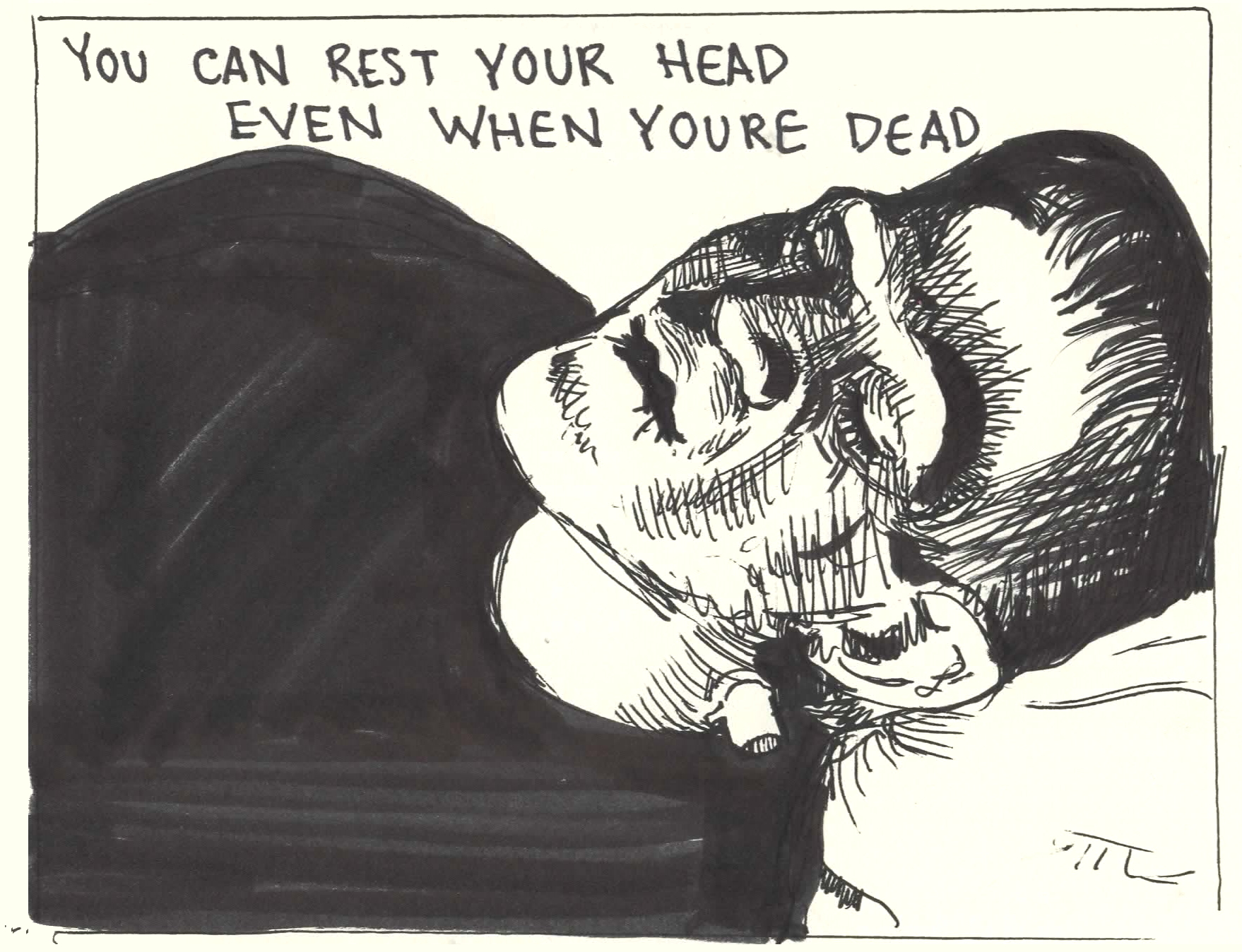 Page 4 5 Rest for the Wicked Frankenstein Rest Your Head Even When Youre Dead