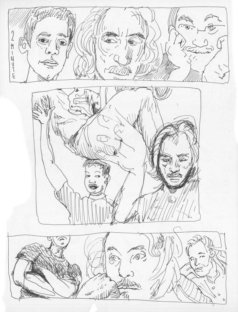 quick panel comics