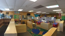 Little Nest Preschool Four and Five Year Old Classroom