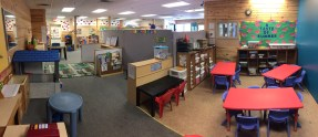 Little Nest Preschool Three Year Old Classroom