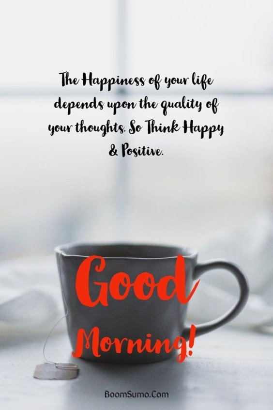 24 Good Morning Quotes For You to Love Life 15