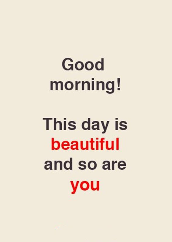 24 Good Morning Quotes For You to Love Life 23