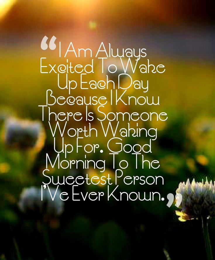 35 Inspirational Good Morning Quotes with Beautiful Images 34