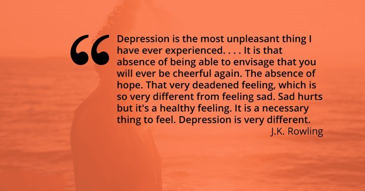 28 Depression Quotes About Life and Sayings 12