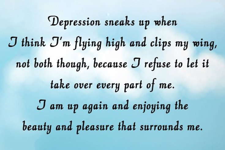 28 Depression Quotes About Life and Sayings 5