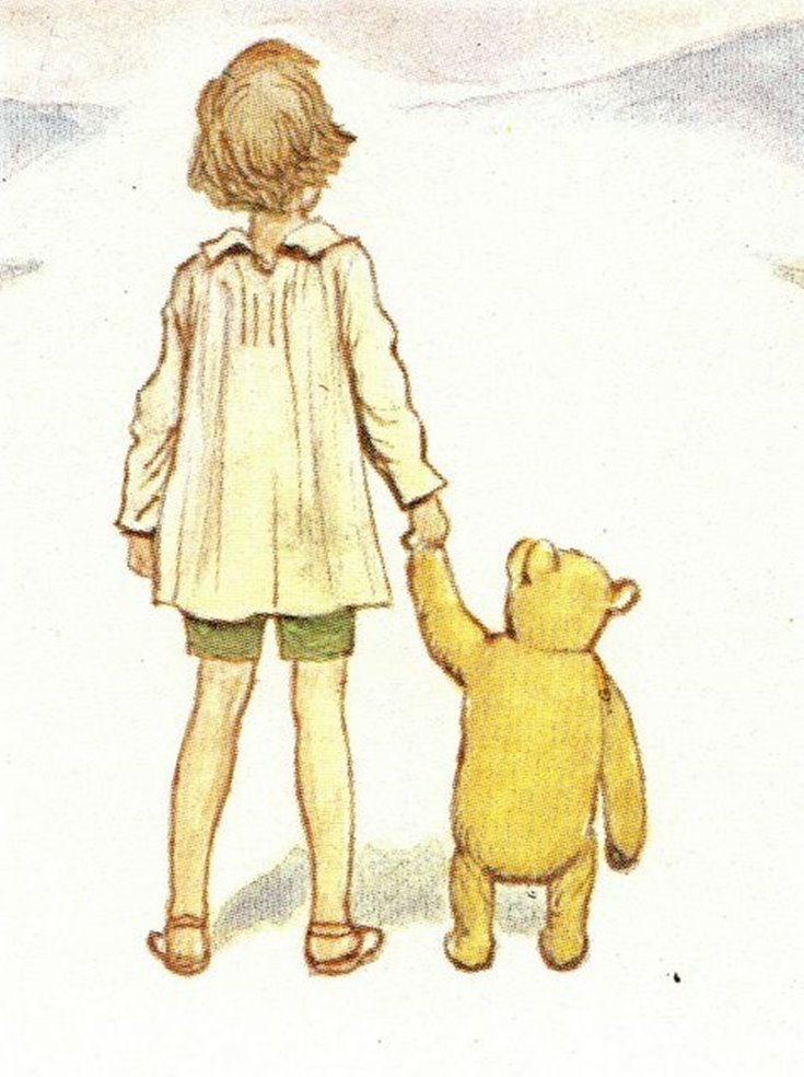 59 Winnie the Pooh Quotes Awesome Christopher Robin Quotes 36