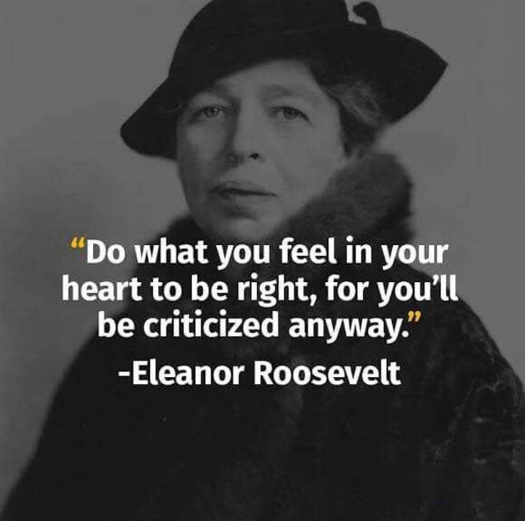 67 Eleanor Roosevelt Quotes And Sayings 36