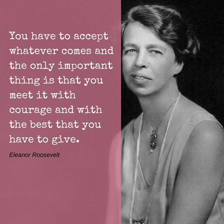 67 Eleanor Roosevelt Quotes And Sayings 62