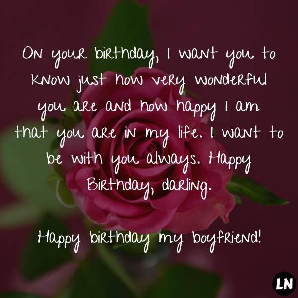 115 Sweet And Happy Romantic Birthday Wishes Birthday Messages Littlenivi Com