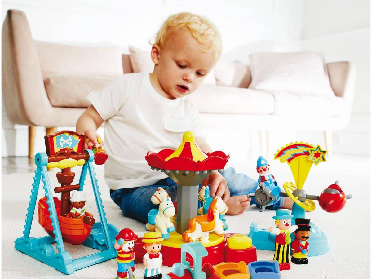 Best Toys And Gift Ideas For 2-Year-Old Boys To Buy 2019