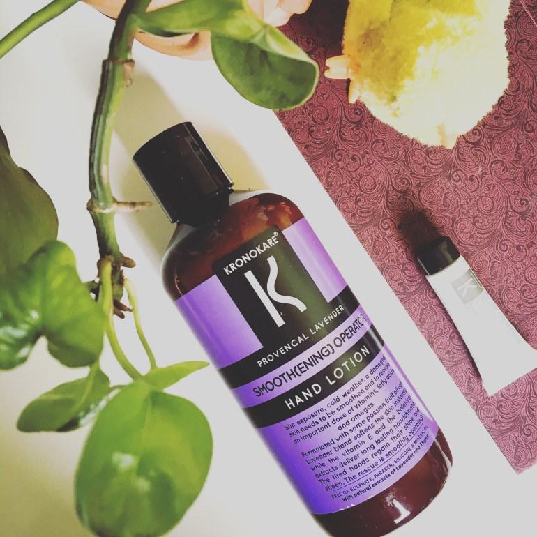Kronokare: Provencal Lavender Hand Lotion | Review