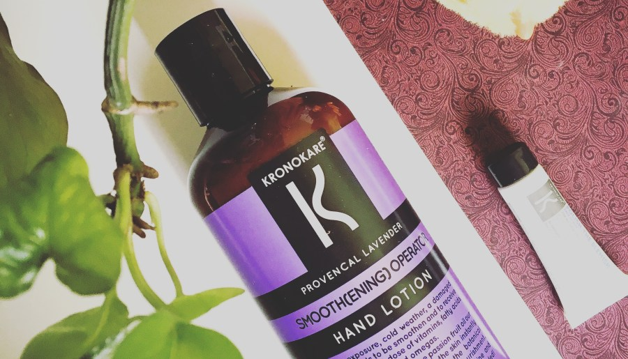 Kronokare: Provencal Lavender Hand Lotion | Review