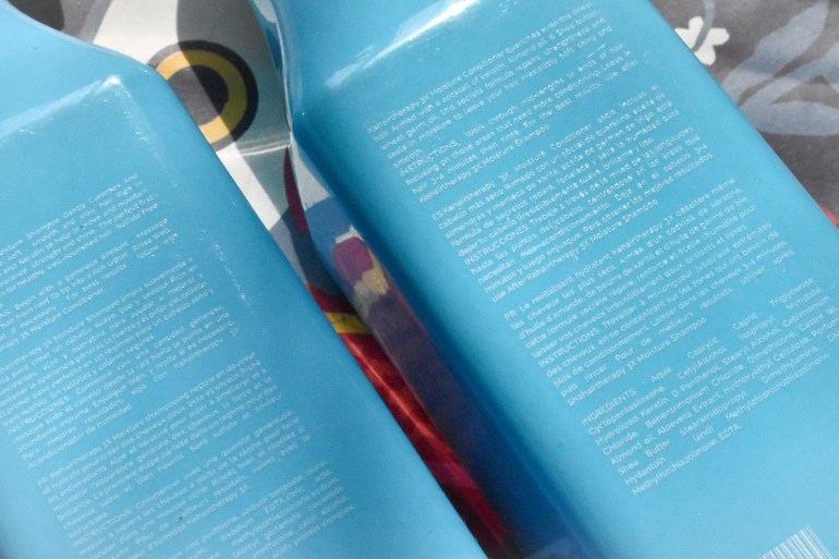 KT Professional Kehair Therapy Shampoo Review