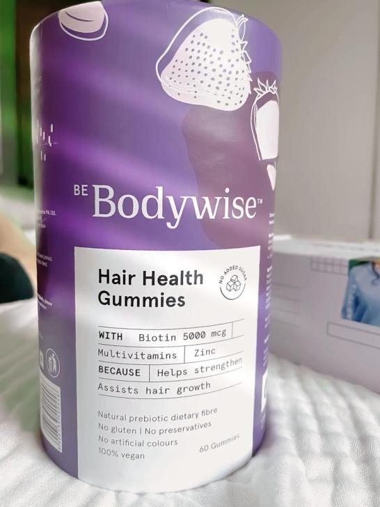 Be Bodywise   Hair Growth Supplement
