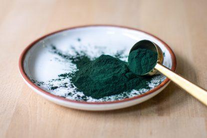 spirulina powder organic amsterdam