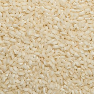 close up of Arborio Rice Organic