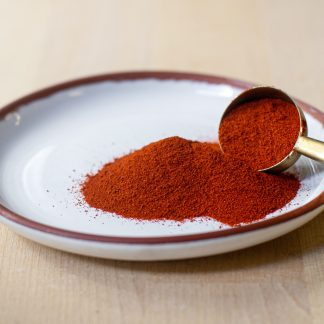 Organic ground paprika