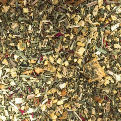 Tea Lemon Ginger Organic, Organic Lemon and Ginger tea, Lemon tea, Ginger tea, Lemon and Ginger tea.