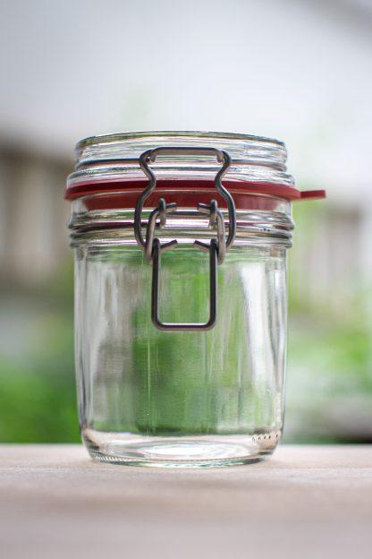 100ml glass jar