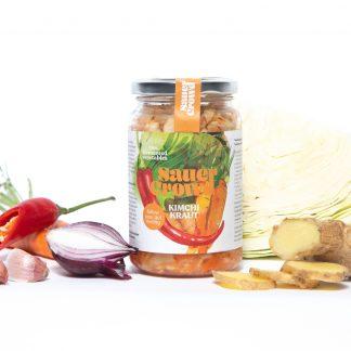 Kimchi Kraut (SauerCrowd)