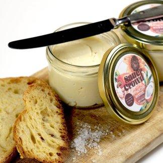 salted vegan butter