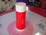 retro flask £1