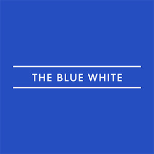 The Blue White