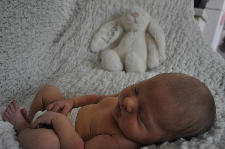 infant-sleep-jellycat-stuffed animal-baby