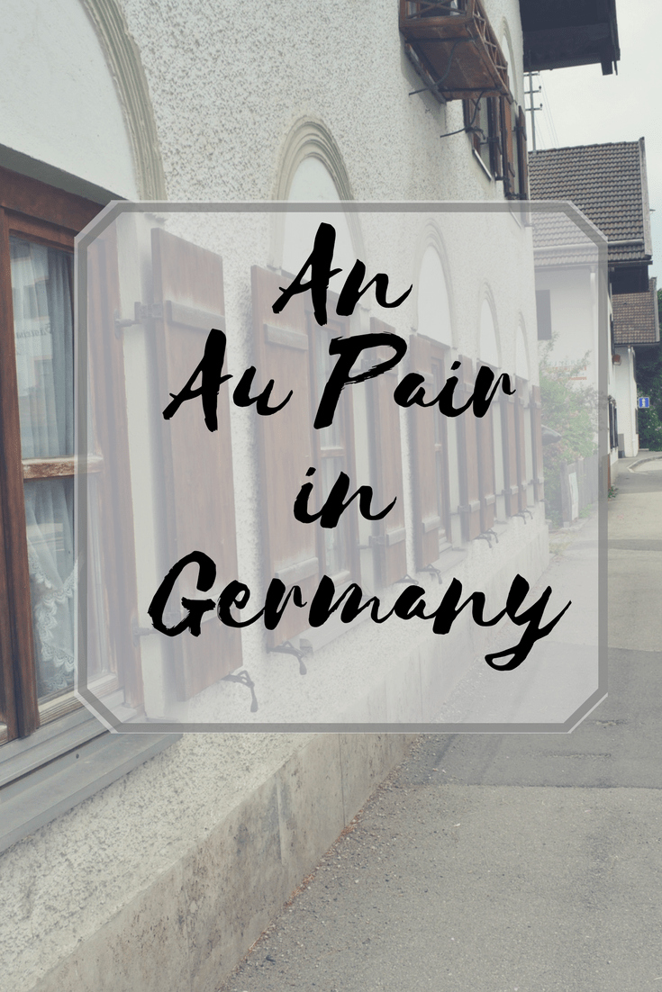 au pair in germany with houses today