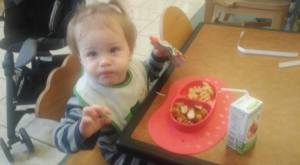 toddlers love chick fil a