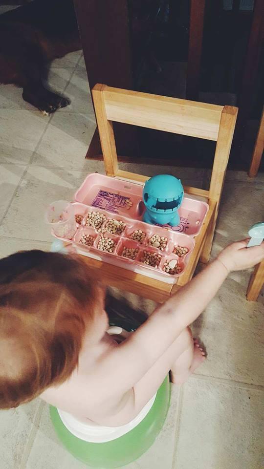 sensory activities potty training