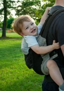 Lillebaby toddler