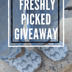 Freshly Picked Moccasins GIVEAWAY!