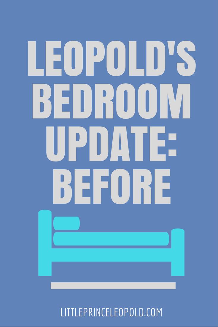 toddler room update