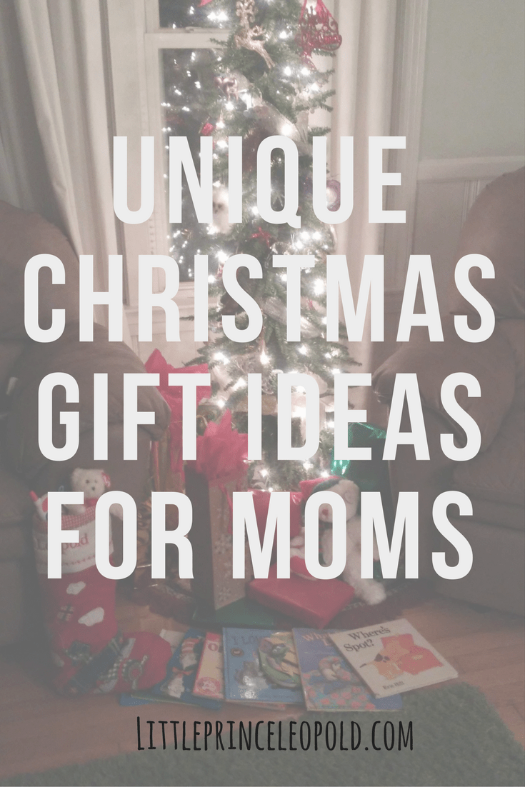 Unique Christmas Gifts for Mom | Little Prince Leopold