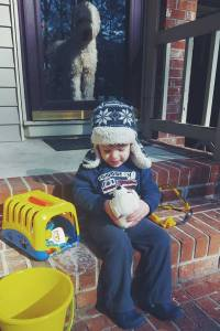 stuffed dog-puppy kit-vet set-kids toys-product reviews