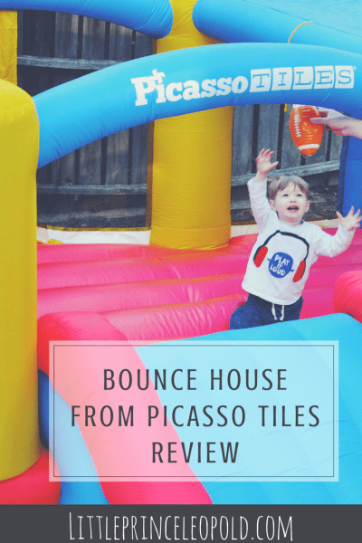 toddler bounce house-picasso tiles