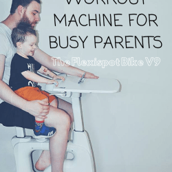 The Perfect Workout Machine For Busy Parents