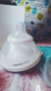 nanobebe bottle- breastfeeding-nursing