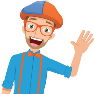 blippi-breakup letter-kids youtube-You tube- kids shows-dear blippi